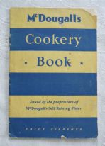 zz McDougall's Cookery Book (22nd edition, c.1950s) - vintage flour recipe booklet (SOLD)